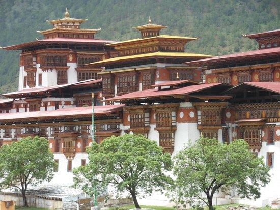 Punakha Dzong: punakha- 2