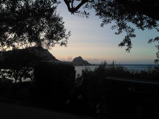 Domina Coral Bay Sicilia Zagarella: View from hotel area