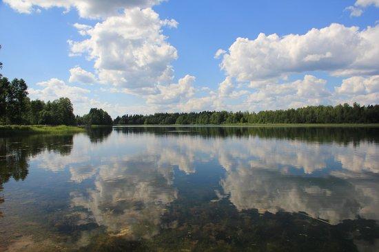 Iver Svyatoozersky Monastery : озеро Валдай