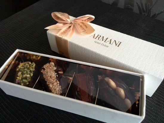 Armani Hotel Dubai : Premier Suite