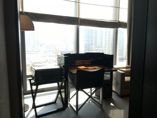 Armani Hotel Dubai: Premier Suite