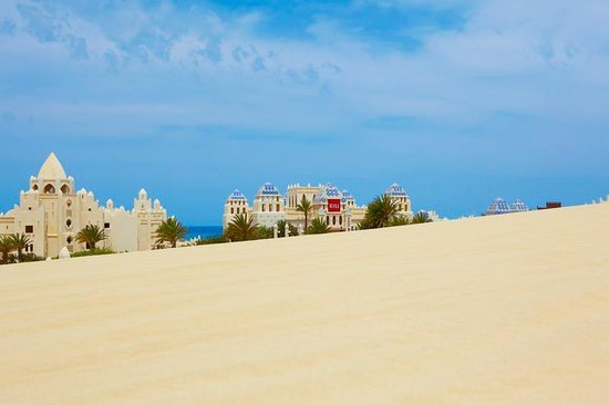 Clubhotel Riu Karamboa : Hotel view from distance