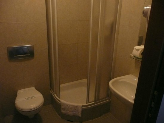 BEST WESTERN Krakow Old Town: Bathroom
