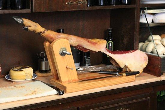 Botequim da Mouraria: Ham