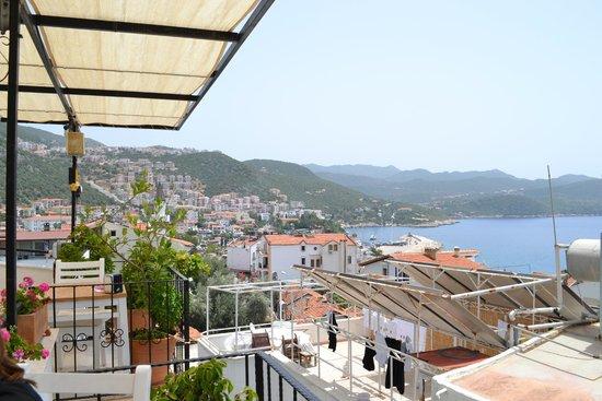 Hideaway Hotel : Rooftop views
