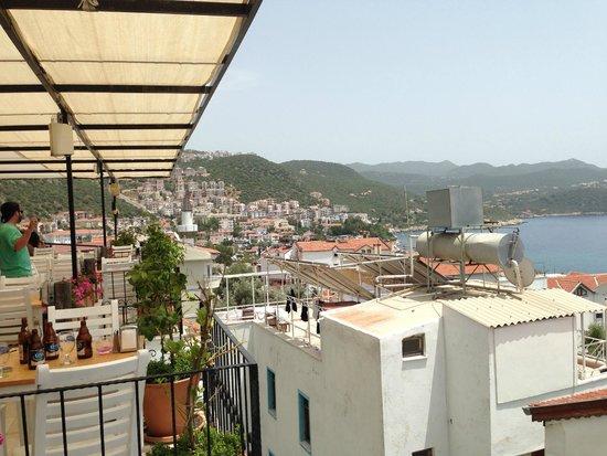 Hideaway Hotel: Rooftop views