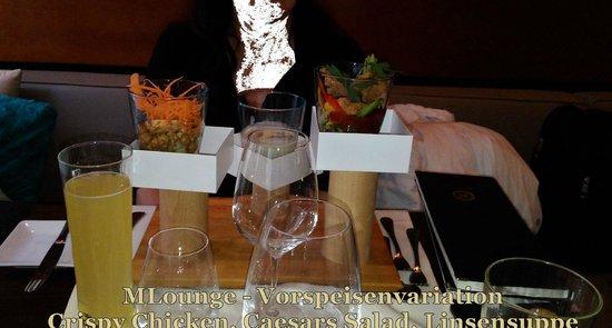 M Lounge: Tapas & Mehr