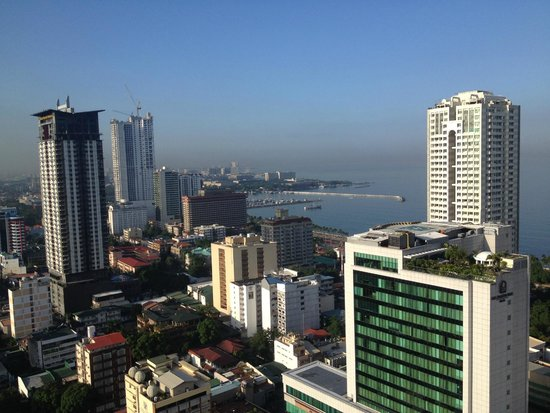 Regency Grand Suites: View from my room fl 31