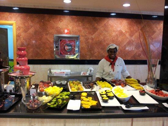 Sol Guadalupe: Daba e as suas ricas sobremesas!