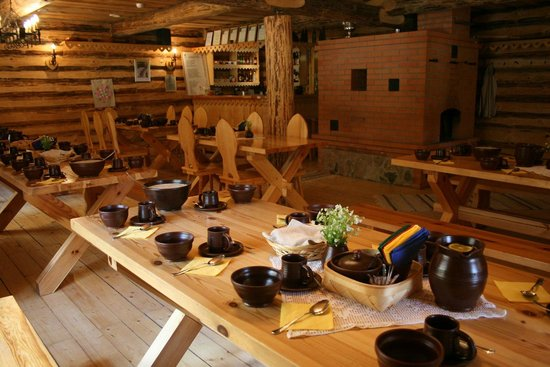 Cafe Tsaimaja in the Seto Farm Museum