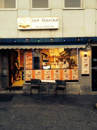 San Marino Pizza & Grill