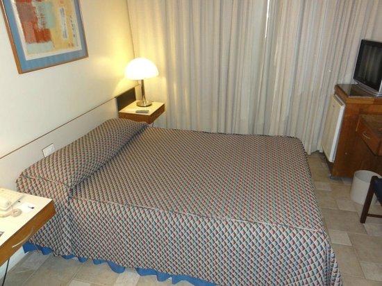 Hotel Savoy Othon: Bedroom