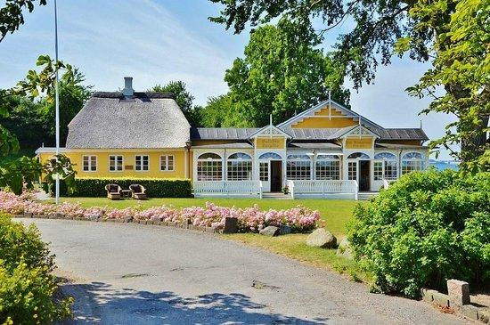 Ballebro Faergekro: Færgekroen - restaurantbygningen