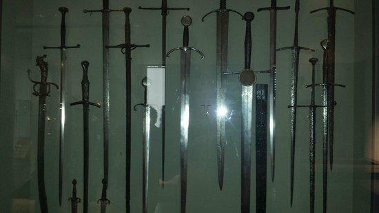 Army Museum: Espadas