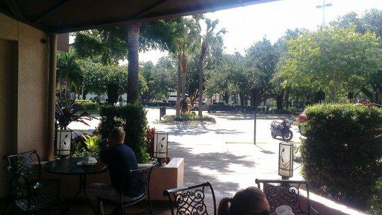 Rosen Inn at Pointe Orlando: Parlot 2014