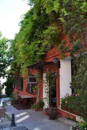 Hotel Sebnem: Entrance