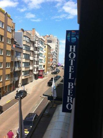 Hotel Bero: une des vues à pâtir de notre chambre