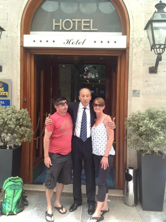 Best Western Hotel Nazionale Sanremo Italy