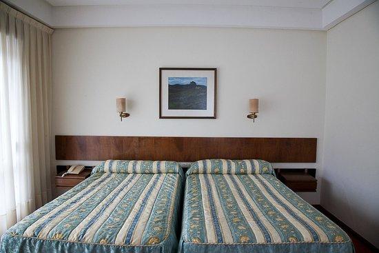 Hotel San Angel: con vistas a la piscina