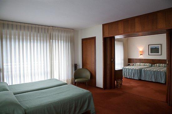 Hotel San Angel: habitación familiar