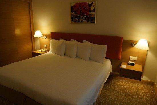 Pullman Kuala Lumpur City Centre Hotel And Residences: Room
