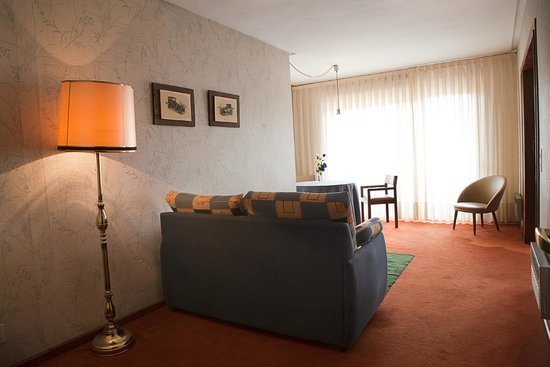 Hotel San Angel: habitación suit