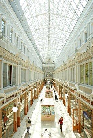 Passage Shopping Arcade : Вид на Галерею