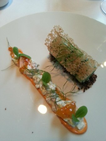 Restaurant Le Faubourg: Main