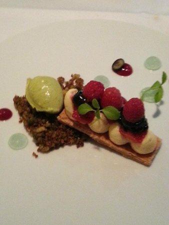 Restaurant Le Faubourg: Desert