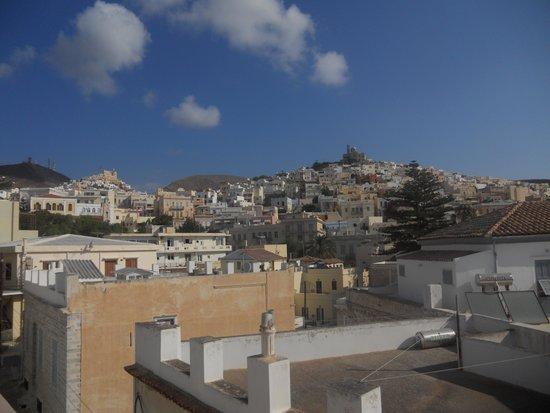 Paradise: Vuedepuis la terrasse de toit