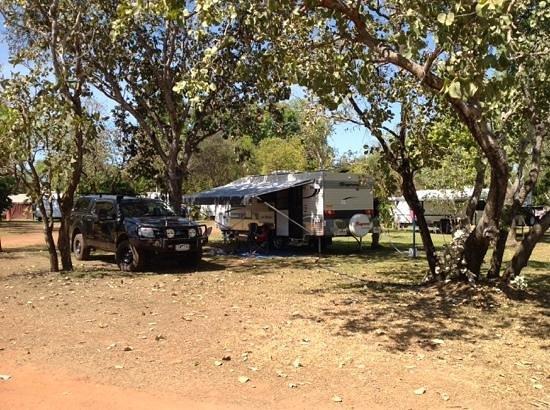 Cooinda Lodge Kakadu: Great base for Kakadu Yellow Water Region