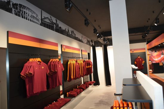 As Roma Store, Portonaccio