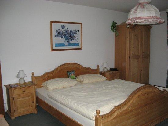 Hotel Garni Silberdistel: Room 17