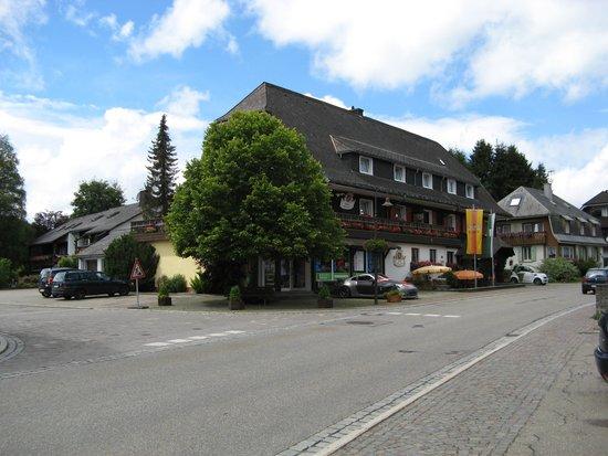 Hotel Garni Silberdistel: Hotel Silberdistel