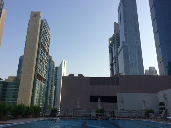Rose Rayhaan by Rotana - Dubai : Piscine