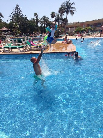 IFA Interclub Atlantic Hotel : Brill pools