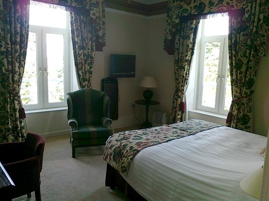 Astley Bank Hotel: Room