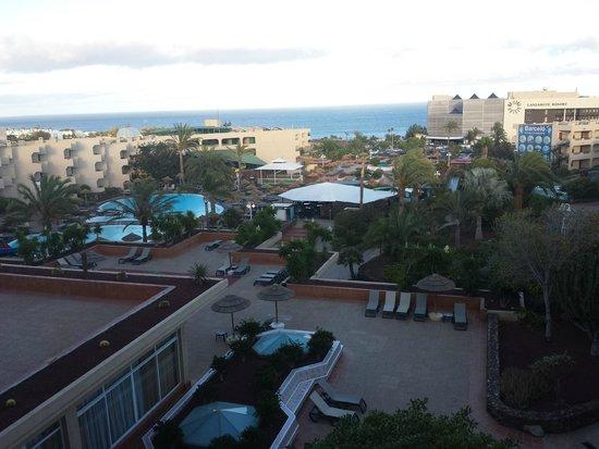 Occidental Lanzarote Mar : vistas