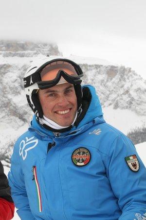Scuola Italiana Sci e Snowboard Campitello: Un maestro.