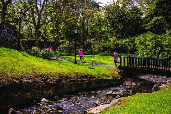 Ballygally Castle: Gardens