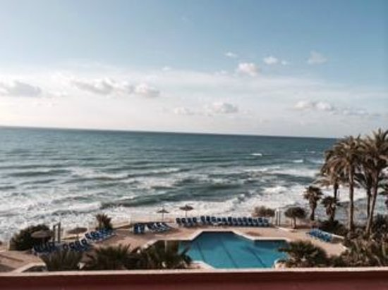 Servigroup La Zenia: View from our room