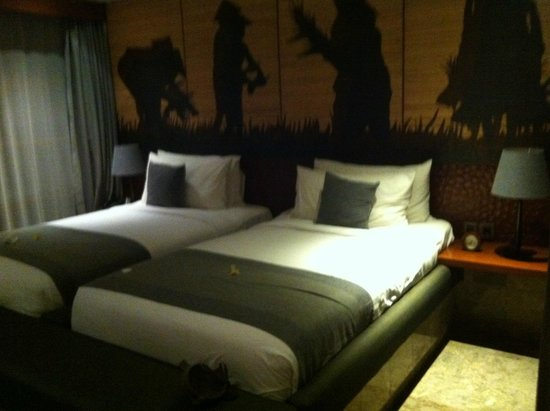 Alaya Resort Ubud: notre chambre
