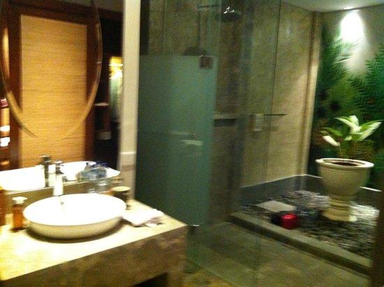 Alaya Resort Ubud: salle de bain