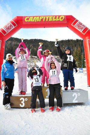 Scuola Italiana Sci e Snowboard Campitello: Premiazioni di fine gara