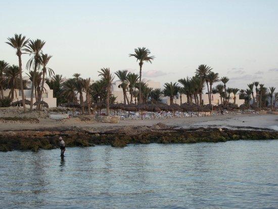 El Mouradi Djerba Menzel: autre vue du ponton