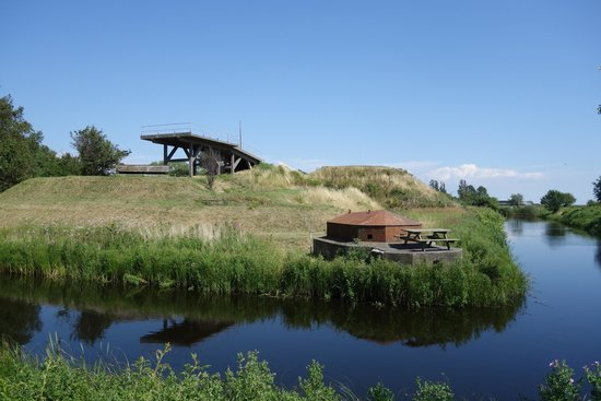 Dragoer, Denmark: Kongelundsfort