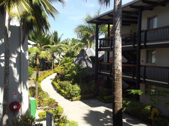 Wyndham Resort Denarau Island: Gardens