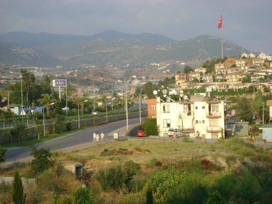 Hotel Titan Select: widok z balkonów