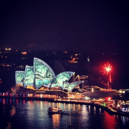 Vivid Sydney : vivid 2014