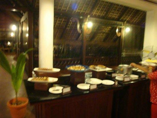 Marari Beach Resort: Restaurant